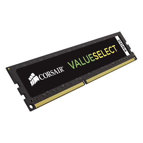 Corsair Value Select, DDR4, 8GB, 2666MHz (PC4-21300), CL18, DIMM Memory