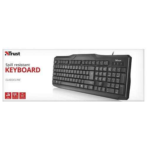 Trust ClassicLine USB Desktop Keyboard