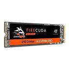 Seagate 1TB FireCuda 510 M.2 NVMe SSD, M.2 2280, PCIe