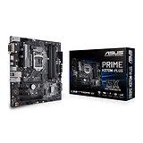 Asus PRIME H370M-PLUS, Intel H370, 1151, Micro ATX, DDR4, VGA, DVI, HDMI, XFire,