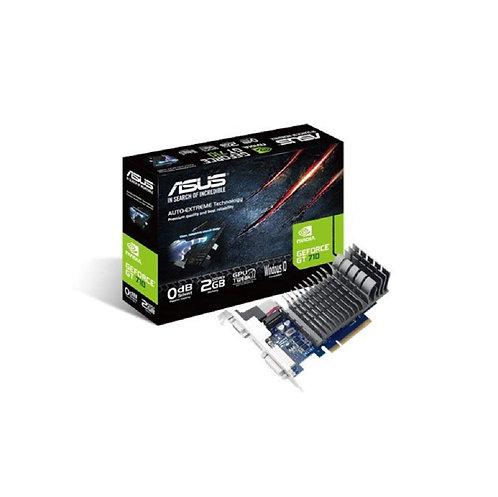 Asus GT710, 2GB DDR3, PCIe2, VGA, DVI, HDMI, 954MHz Clock