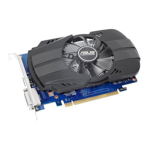 Asus Phoenix GT1030 OC, 2GB DDR5, PCIe3, DVI, HDMI, 1531MHz Clock, Compact Desig