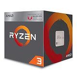 AMD Ryzen 3 3200G CPU with Wraith Stealth Cooler, Quad Core, AM4, 3.6GHz (4.0)