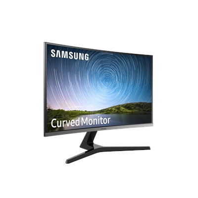 "Samsung C27R500FHU 27"" LED Full HD VGA / HDMI Curved Monitor"