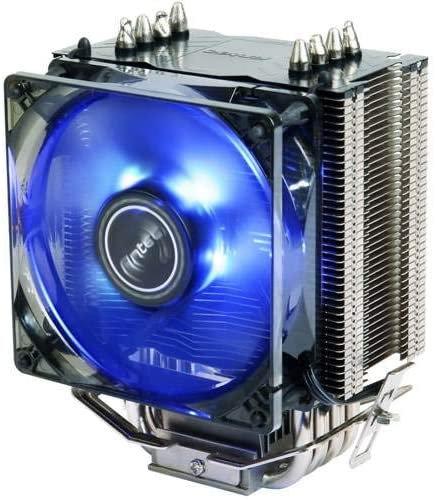 Antec A40 PRO Heatsink & Fan, Intel & AMD Sockets, Whisper-quiet 9.2cm LED PWM