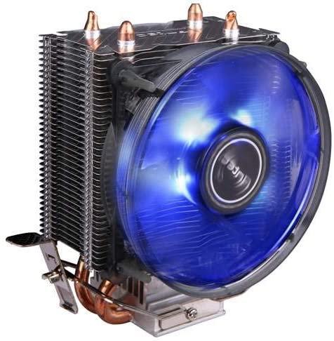 Antec A30 Heatsink & Fan, Intel & AMD Sockets, Whisper-quiet 9.2cm LED Fan