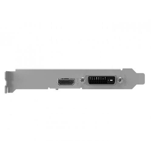 Palit GeForce GT1030, 2GB GDDR5, PCIe3, DVI, HDMI, 1468MHz Clock, Low Profile (N