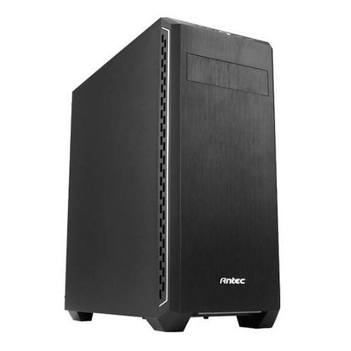 Antec P7 Elite Performance Silent ATX Case, No PSU, Sound Dampening, 2 Fans, Bla
