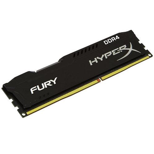Kingston HyperX 16GB FURY Black Heatsink (1 x 16GB) DDR4 2400MHz DIMM System Mem