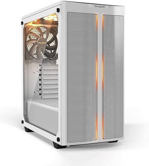 Be Quiet! Pure Base 500DX Gaming Case with Glass Window, ATX, No PSU