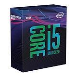 Intel Core I5-9600K CPU, 1151, 3.7 GHz (4.6 Turbo), 6-Core, 95W, 14nm, 9MB, Over