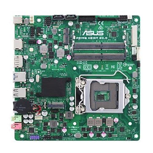 Asus PRIME H310T R2.0/CSM - Corporate Stable Model, Intel H310, 1151, Thin Mini