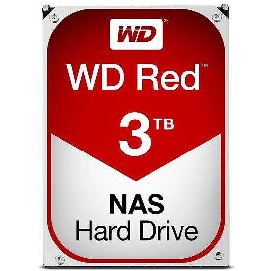 """WD Red 3TB NAS 3.5"""" SATA HDD/Hard Drive"""
