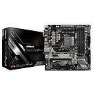 ASRock B450M Pro4 AMD Socket AM4 Micro ATX VGA/DVI-D/HDMI DDR4 USB C 3.1