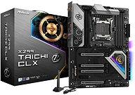 Asrock X299 TAICHI CLX, Intel X299, 2066, ATX, 8 DDR4, SLI/XFire, AX Wi-Fi, 2.5G