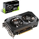 Asus TUF GAMING RTX2060 OC, 6GB DDR6, DVI, 2 HDMI, DP, 1740MHz Clock,Overclocked