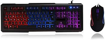 Spire Avenger Illuminated Gaming Desktop Kit