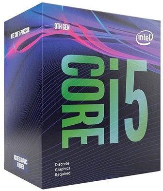 Intel i5 9400F Coffee Lake Refresh Six Core 2.9GHz 1151 Processor