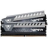 Patriot Viper Elite Series 16GB Black & Grey Heatsink (2 x 8GB) DDR4 2666MHz DIM