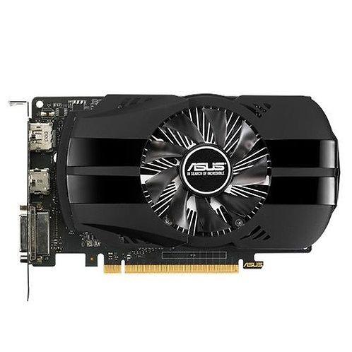 Asus Phoenix GTX1050 Ti, 4GB DDR5, PCIe3, DVI, HDMI, DP, 1392MHz Clock, Compact