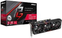 Asrock RX5600 XT Phantom Gaming D3 OC, 6GB DDR6, PCIe4, HDMI, 3 DP,1750MHz Clock