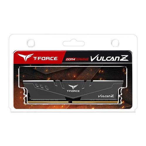 Team T-Force Vulcan Z 8GB Silver Heatsink (1 x 8GB) DDR4 3000MHz DIMM System Mem