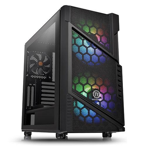 Thermaltake Commander C31 TG ARGB Edition Series Mid Tower 2 x USB 3.0 Tempered