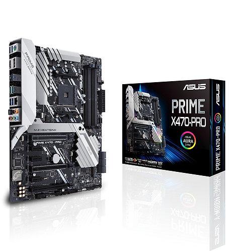 Asus PRIME X470-PRO, AMD X470, AM4, ATX, DDR4