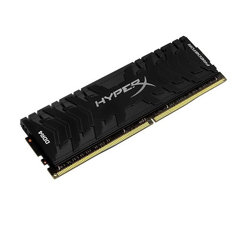 Kingston HyperX Predator 8GB FURY Black Heatsink (1 x 8GB) DDR4 3000MHz DIMM Sys