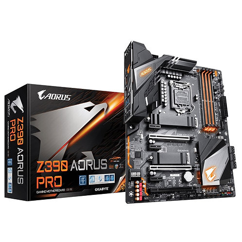Gigabyte Z390 AORUS PRO Intel Motherboard