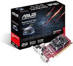 Asus Radeon R7 240, 2GB DDR5, PCIe3, VGA, DVI, HDMI, 780MHz Clock, Low Profile