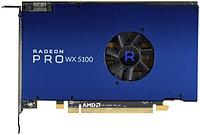 AMD Radeon Pro WX 5100 Professional Graphics Card, 8GB DDR5, 4 DP 1.4 (2 x DVI a