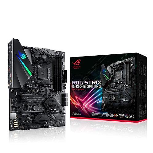 Asus ROG STRIX B450-E GAMING, AMD B450, AM4, ATX, 4 DDR4