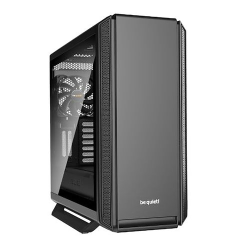 Be Quiet! Silent Base 801 Gaming Case with Window, E-ATX, No PSU, 3 x Pure Wings
