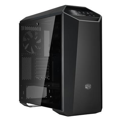 Cooler Master MasterCase MC500M Metallic Grey Mid Tower Case (M-ITX/M-ATX/ATX/E-