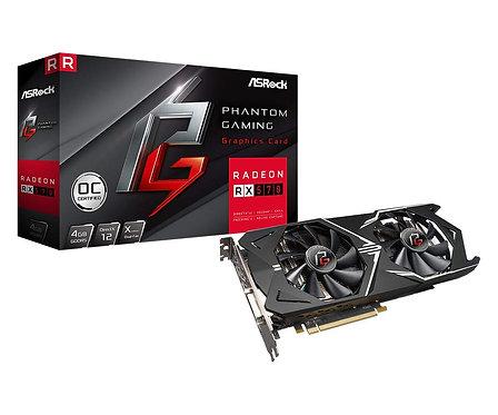 Asrock Phantom Gaming X Radeon RX570 OC, 4GB DDR5, PCIe3, DVI, HDMI