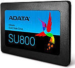 "ADATA 2TB Ultimate SU800 SSD, 2.5"", SATA3, 7mm (2.5mm Spacer), 3D NAND, R/W 560"
