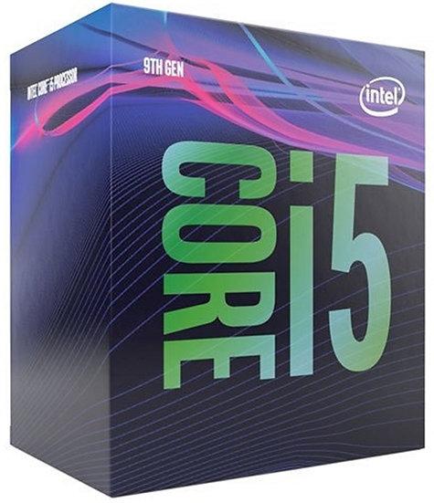 Intel i5 9500 Coffee Lake Refresh Six Core 3.0GHz 1151 Socket Processor
