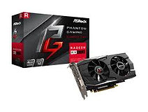 Asrock Phantom Gaming D Radeon RX570 4G, 4GB DDR5, PCIe3, DVI, HDMI