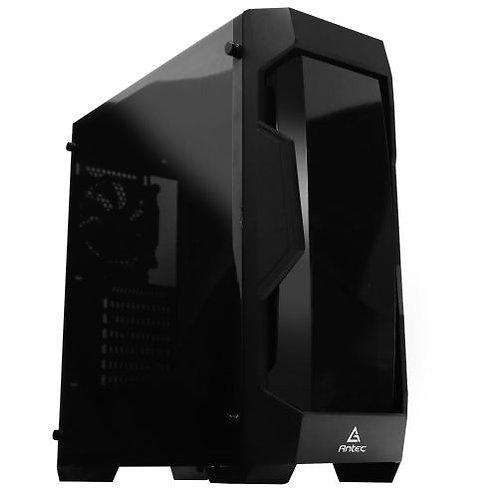 Antec DF-500 Gaming Case with Front & Side Windows, ATX, No PSU, Black