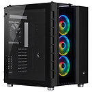 Corsair Crystal Series 680X RGB Gaming Case with Tempered Glass Window, E-ATX
