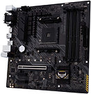 Asus TUF GAMING A520M-PLUS, AMD A520, AM4, Micro ATX, 4 DDR4, VGA, DVI, HDMI, M.