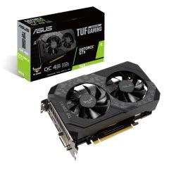 Asus TUF GAMING GTX1650 OC, 4GB DDR6