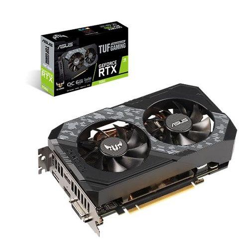 Asus TUF GAMING RTX2060 OC, 6GB DDR6, DVI, 2 HDMI, DP, 1740MHz Clock