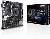Asus PRIME A520M-E, AMD A520, AM4, Micro ATX, 2 DDR4, VGA, DVI, HDMI, M.2