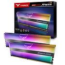 Team T-Force XTREEM ARGB 16GB Black Heatsink with ARGB LEDs (2 x 8GB) DDR4 3200M