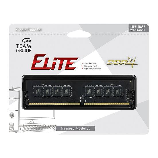 Team ELITE 8GB No Heatsink (1x8GB) DDR4 3200MHz DIMM System Memory