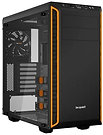 Be Quiet! Pure Base 600 Gaming Case with Window, ATX, No PSU, 2 x Pure Wings 2