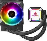 Antec Neptune 120 Liquid CPU Cooler, 120mm Radiator, 12cm PWM ARGB LED Fan