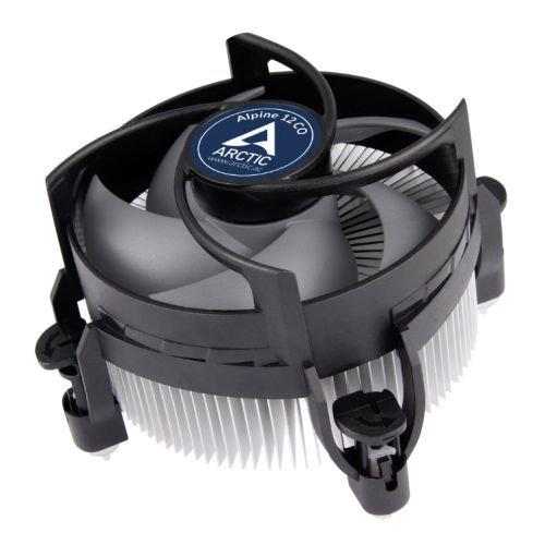 Arctic Alpine 12 Compact Heatsink & Fan for Continuous Operation, Intel 115x